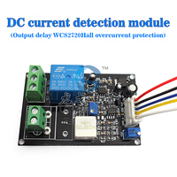Output Delay DC Current Detection Module WCS2720 2705 2702 2210 2202 1800 1700 1600 1500 Series