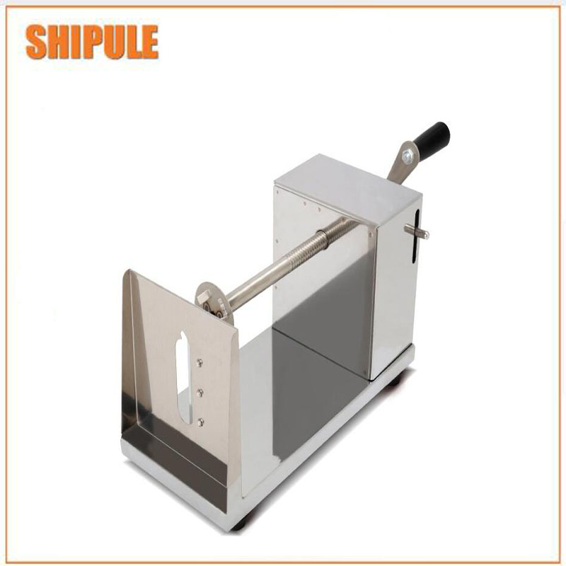 high efficiency automatic electric potato spiral slicer cutterhigh efficiency automatic electric potato spiral slicer cutter