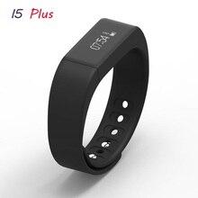 Модные Смарт-фитнес-браслет I5 плюс, Bluetooth 4.0 смарт-браслет для IOS/Android телефон, шагомер, удаленной камеры, сообщение Sync