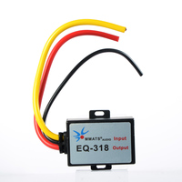 Car Audio Filter For Stereo DVD GPS Head Unit Power Cable Amplifier Noise Suppressor Reducer
