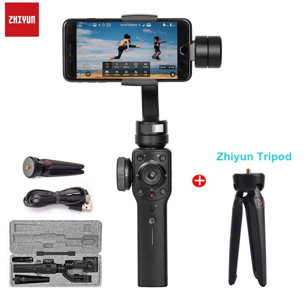 ज़ीयुन चिकना 4 3-एक्सिस - कैमरा और फोटो