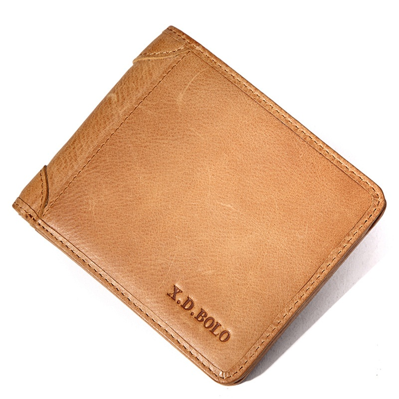 2018 Solid Wallet men business phone bit Purses card Organizer big capacity Cuzdan Pocket Vallet Women slim money bag vintage ...