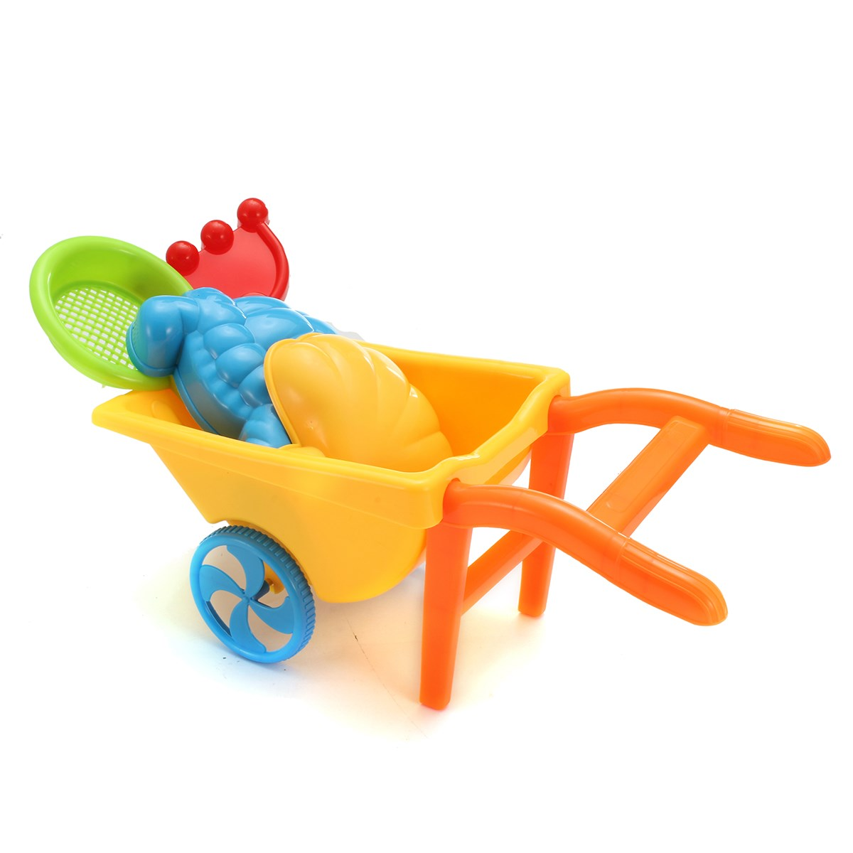 Hot Sale Children Playing water Sand Beach Toys 6pcs/set Beach Toys For Kids Sand Water Summer Children Bach Toy
