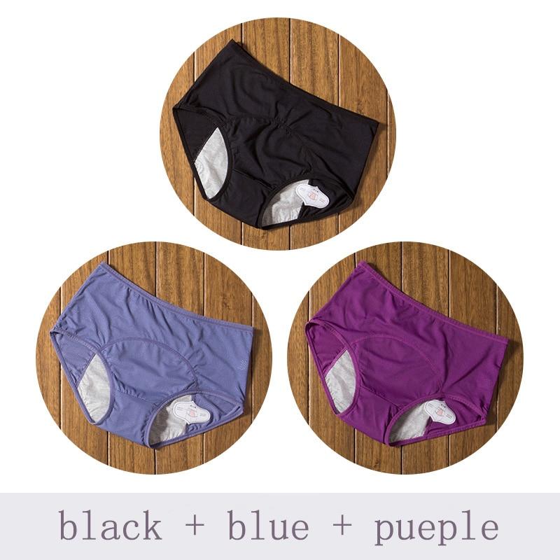Black Blue Purple