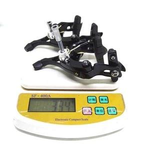 Image 5 - TEKTRO Road Bike R539 C 브레이크 캘리퍼스 경량 롱 암 브레이크, 퀵 릴리스 안전 잠금 장치가있는 빅 타이어 용으로 설계된 320 그램/짝