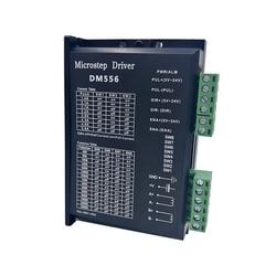 DM556 Digital Stepper motor driver 2 phase 5.6A for 57 86 stepper motor NEMA23 NEMA34 Stepper Motor Controller