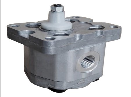 Engineering machinery small displacement pump wind wind power special pump lubrication pump CBT-F213RS*2