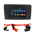 HD 1024X600 Android 5.1 Dvd-плеер Автомобиля Для Mercedes-Benz GL ML Class W164 ML300 ML320 ML350 ML450 ML500 Quad Core Радио GPS