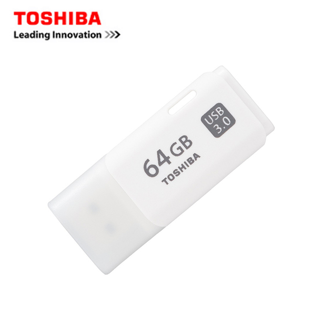 TOSHIBA USB flash drive 64GB 32GB 16GB Real Capacity USB 3.0 32G USB flash drive quality Memory Stick 64GB Pen Drive U301
