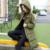 2016new barato al por mayor venta Caliente Del Otoño Invierno moda casual de las mujeres niñas plus tamaño grande caliente más largo abrigo con capucha 3 colores chaqueta