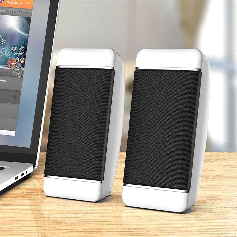 New S4 Wired Computer Speakers Deep Bass Support USB Power supply Stereo for Desktop PC/Mobile Phones Multimedia Speaker цены