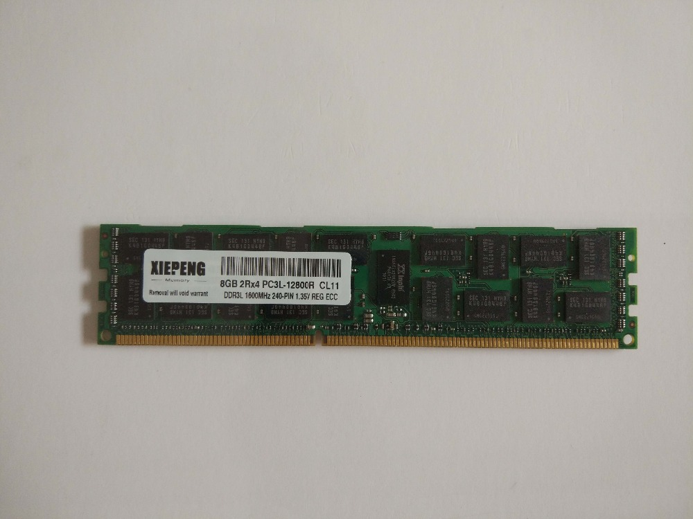 Server memory DDR3 16GB 1866MHz PC3 14900R 32GB DDR3L 1600 PC3 12800R 8G 1333MHz 10600R 8500R 1066MHz Registered ECC RAM in RAMs from Computer Office