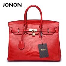 Geniune Leather Lock Totes Alligator Crocodile Crossbody Bags Handbags Women Famous Brand Designer High Quality Ladies Handbags