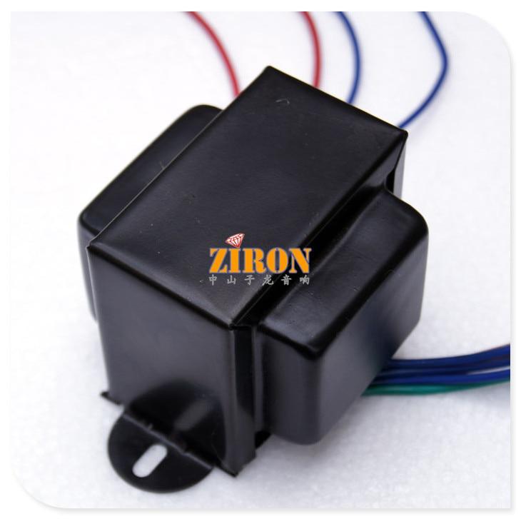 12AX7/ECC83 12AU7/ECC82 12AT7 6922 tube préamplificateur catena Amplificateur transformateur de puissance 36 w sortie 230V-0-230V AC 6.3 v 13 v