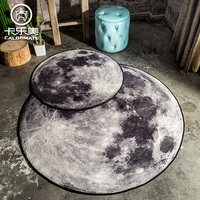 WINLIFE 200cm 200cm New Ideas The Moon Circle Carpet The Rugs Of Bedroom Living Room Study