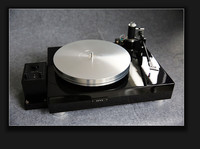 FFYX T4 Tungsten Steel Magnetic Levitation Bearing Turntable T4a Solid Aluminum Air Flotation Bearing Turntables
