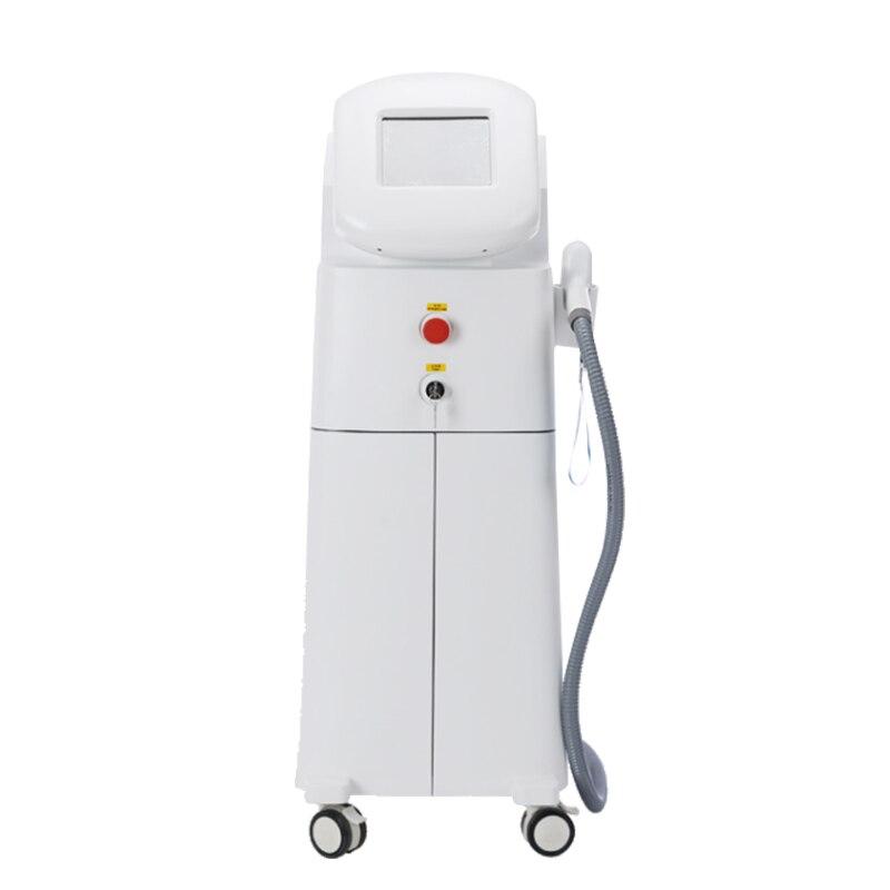 2019 Venta caliente 808nm Diodo Láser Depilación/máquina de depilación láser portátil/máquina de depilación para la venta