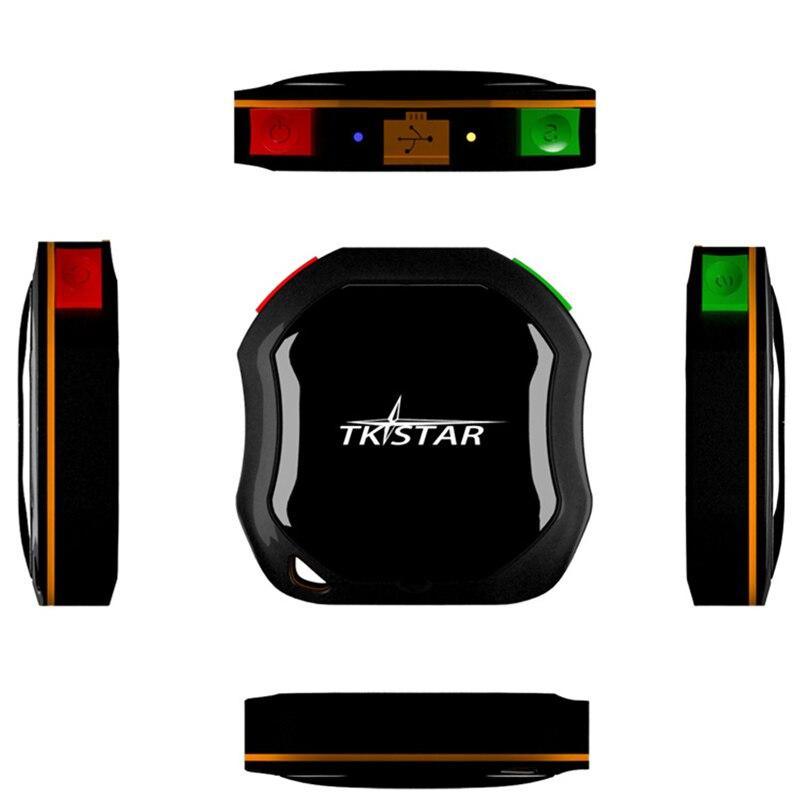 850 1900MHz 3G WCDMA 2G Mini Pet Dog Cat GPS GSM GPRS Tracker waterproof TKStar Global
