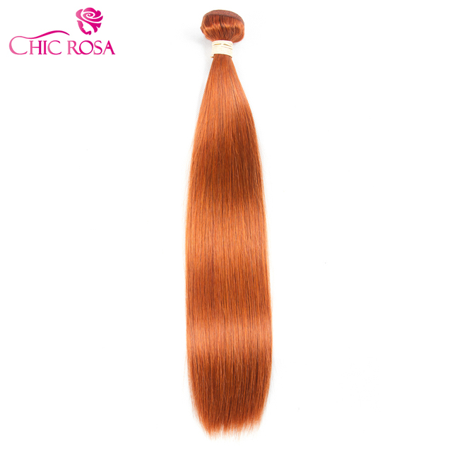 Chic Rosa Pre Colored 350 Peruvian Human Hair Straight Remy Human
