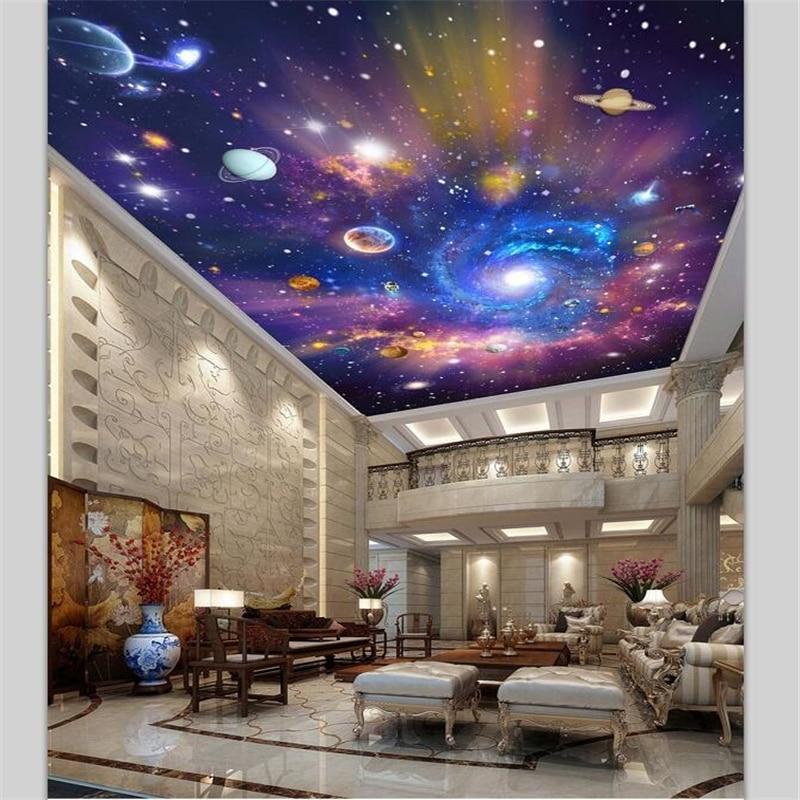 Background Colorful Room: Beibehang Papel De Parede Para Quarto Custom Wallpaper