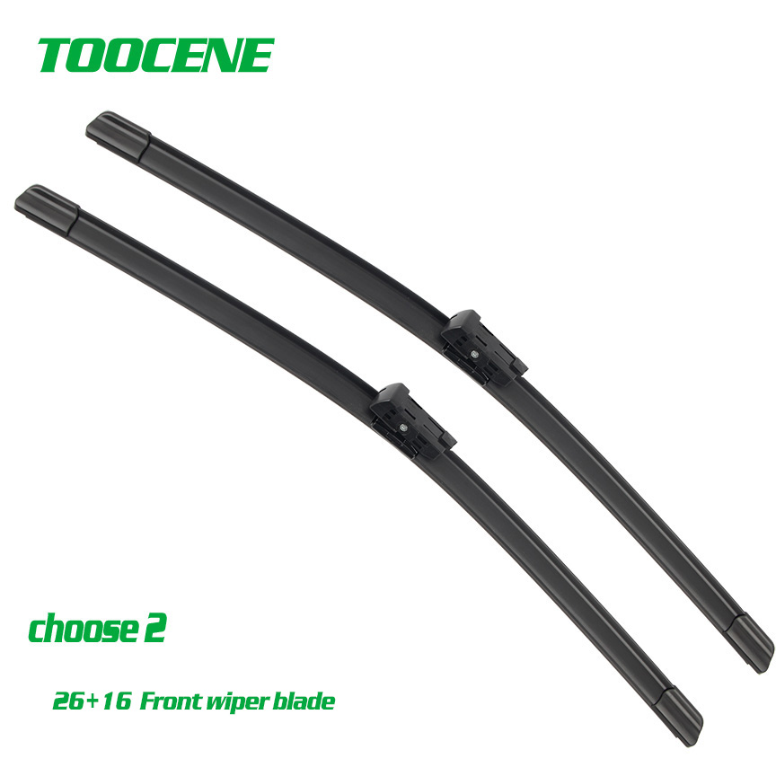 Front and Rear Wiper Blades For Audi A6 C7 2011 2017 Windshield Windscreen wiper Window 26 quot 16 quot 16 quot in Windscreen Wipers from Automobiles amp Motorcycles