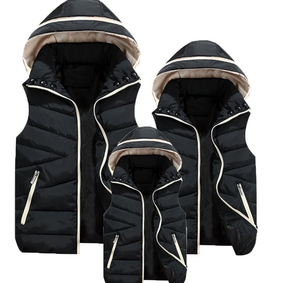 Child Vest Girls Baby-Boy-Girl Boys Winter Coat Autumn Fashion for Thick 5-Colors 1pcs