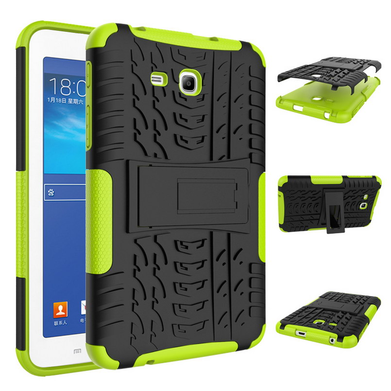 Tablet-Case Tire-Patterned-Cover Galaxy Tab T110 T113 Samsung Funda TPU For 3/Lite-7.0/T110/..