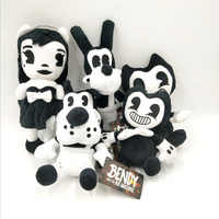 Spiel Bendy En De InkMachin Halloween Geschenk Plüsch Spielzeug für Geschenk FREIES verschiffen
