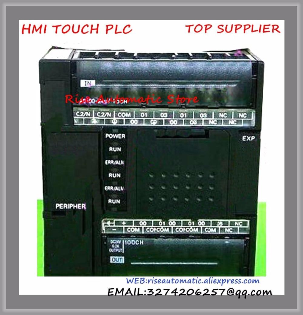 New original Programmable Logic controller CP1L-L10DT1-D CP1L-L10DR-D 24VDC input 6 point transistor output 4 point CP1L-M30DR-D
