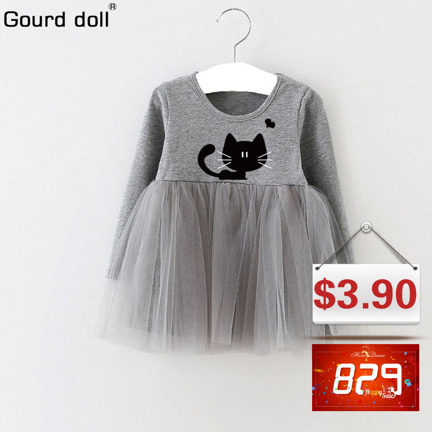 Baby-Girls-Dress-character-cat-Infant-Party-Dress-For-Toddler-Girl-4-24M-Brithday-Baptism-Clothes-Double-Formal-Dresses-5