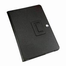 Lychee Emboss Bracket Holster For Samsung Galaxy TAB2 10.1 P5100 black