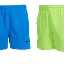 Профессиональные шорты для бадминтона мужские/женские дышащие шорты для тенниса с эластичной талией быстросохнущие синие спортивные шорты для фитнеса и йоги AHP694