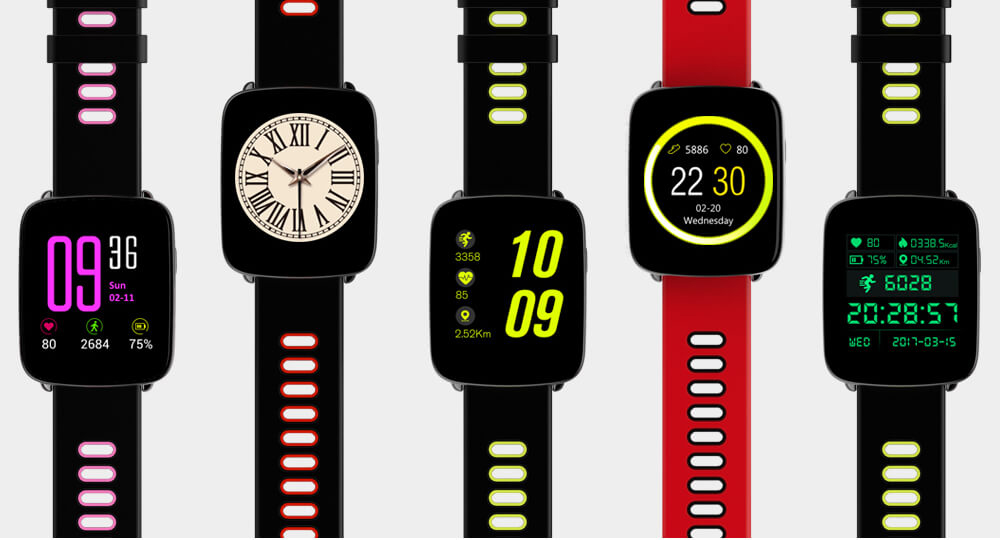 Makibes GV68 Smart Sports Watch (7)