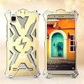 Huawei honor 7i projeto Original armadura de Metal Al THOR IRONMAN móvel proteger caso telefone shell case capa para Huawei honor 7i