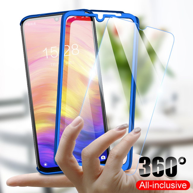 360 Full Protective Phone Case For Huawei Honor 20i 10i 9 Lite 10 8x Max Case
