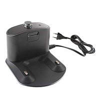 Black Charging Base For IRobot Roomba 527 510 520 530 550 551 560 570 580 527e Series Charging Station Charger Dock Base