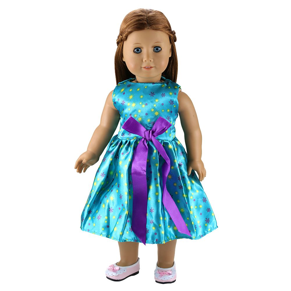 Clothes Shoes Accessories for 18inch Our Generation Dolls Dress Up