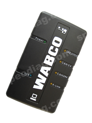 цена WABCO DIAGNOSTIC KIT (WDI)