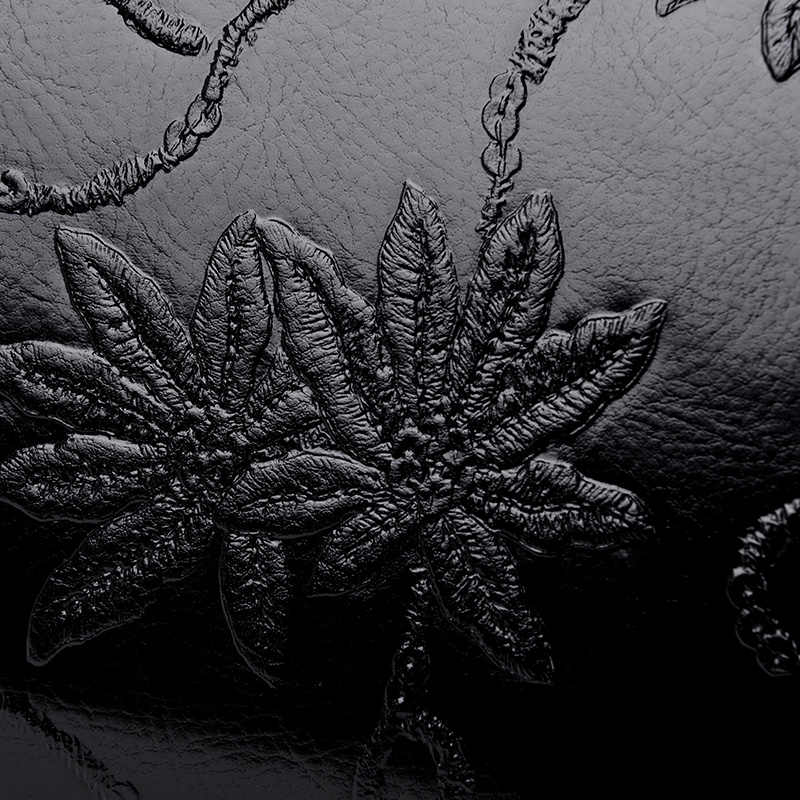 WESTAL, цветочный дизайн, женские сумки, большая вместительность, сумки через плечо для женщин, ПУ, на плечо, сумки-мессенджеры, винтажные сумки, женская сумка