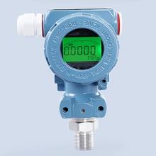Купить с кэшбэком LCD Digital pressure transmitter 4-20mA Diffused Silicon Pressure Transmitter -0.1-0-100mpa stainless steel Pressure Sensor