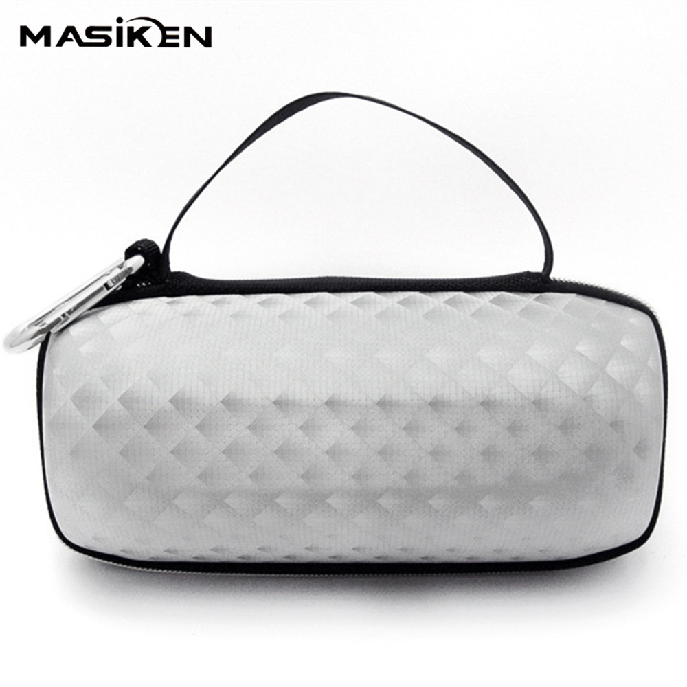 MASiKEN Carry Case for JBL Charge 2 Charge2 Bluetooth Speaker Bag Cover Holder Pouch Portable Travel Accessories 3 COLORS
