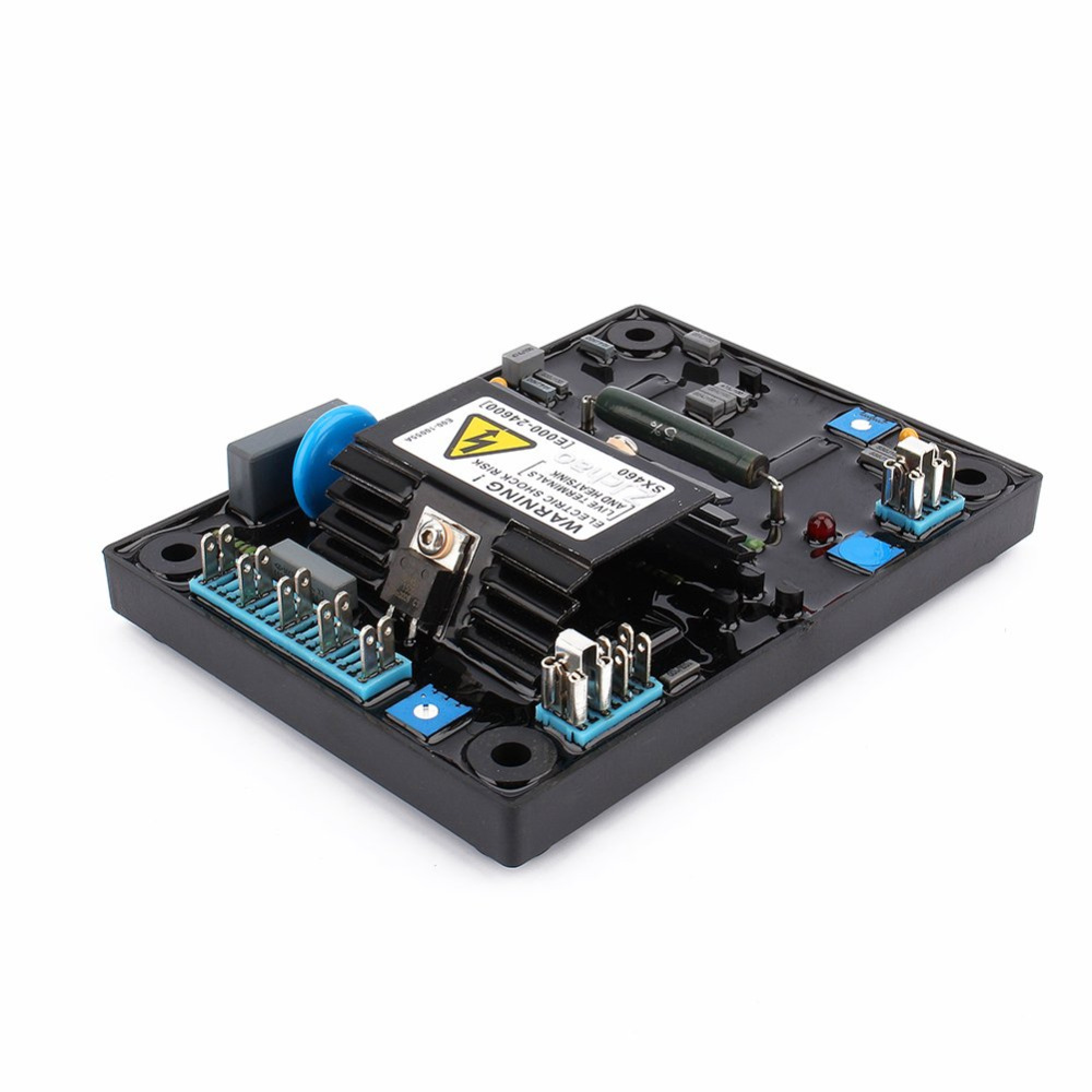 Automatic Voltage Regulator AVR SX460 for Generator+fast shipping quality black automatic voltage regulator avr sx460 for generator free shipping