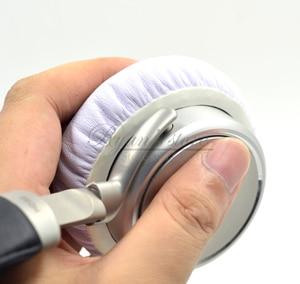 Image 3 - Defeanเปลี่ยนDIYเบาะผ้าหูหมอนสำหรับM Eizu HD50 HD 50ไฮไฟหูฟัง