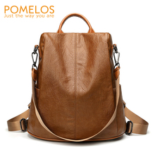 POMELOS Backpack Women Designer 2019 New Anti Theft Backpack School Bags For Teenage Girls Fashion Woman Backpack Travel Bagpack pomelos fashion women backpack 2019 new in travel backpack high quality oxford school bags for teenage girls woman backpack bag