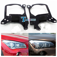 Taochis Car Styling Frame Adapter Module Set DIY Bracket Holder For BMW X1 4 Lens Type