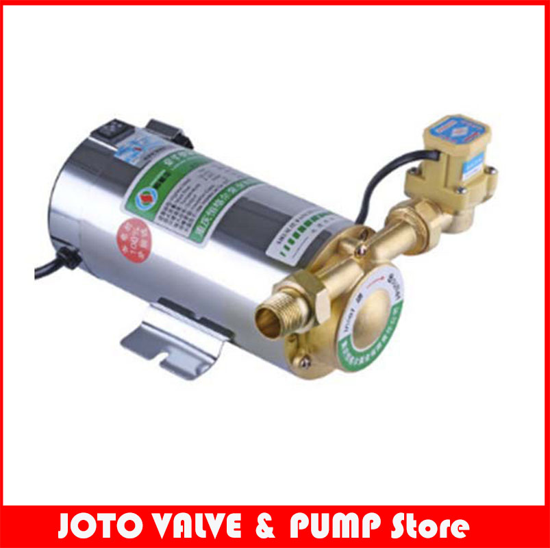 100W Electronic Automatic Domestic Shower Washing Machine 220V Booster Pump купить