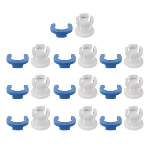 10Sets Bowden Tube Clamp Pipe