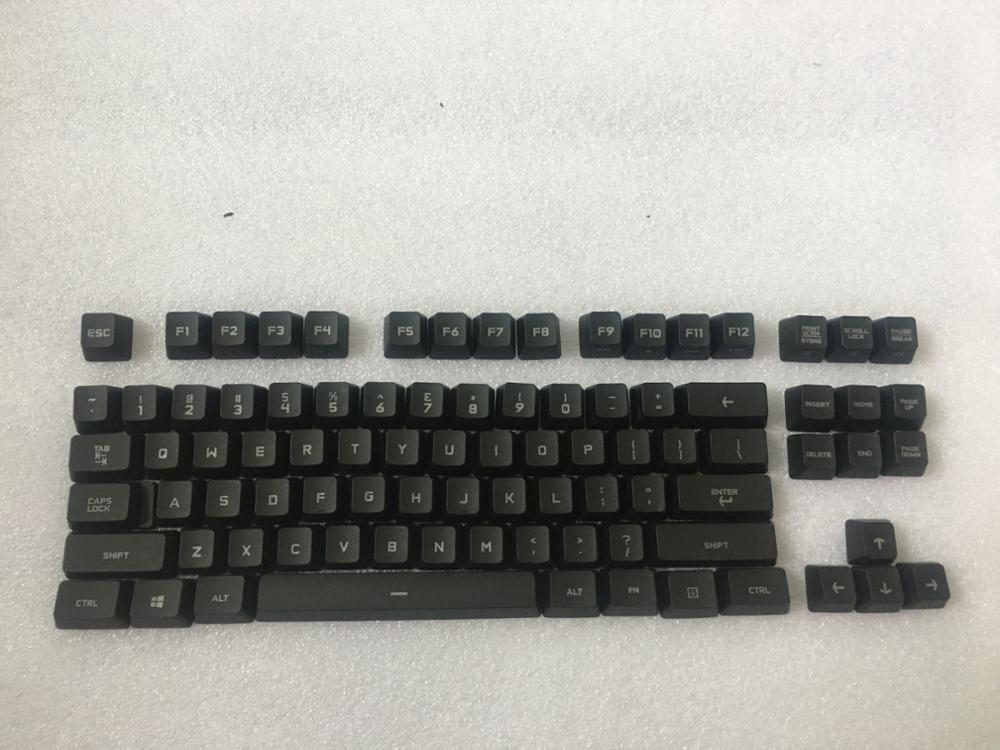 1 set original new keycaps for Logitech G Pro keyboard genuine keycap keyboard accessories