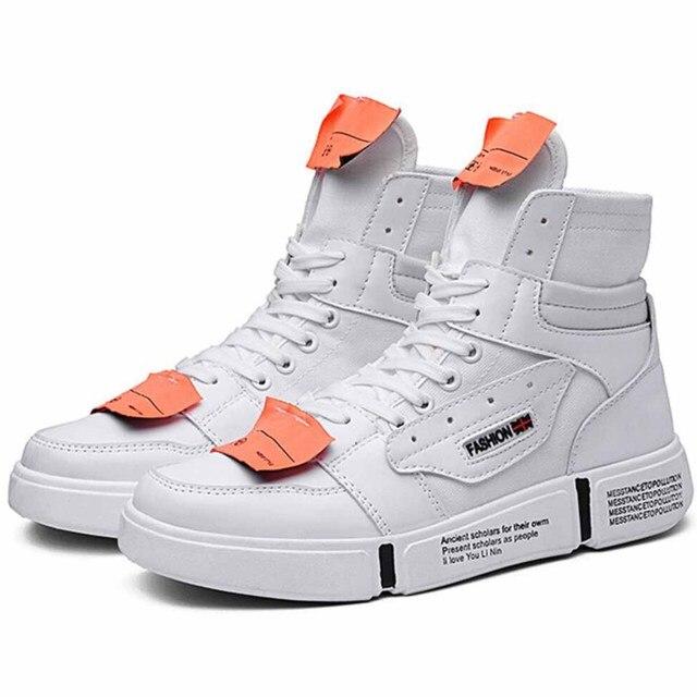 Men s Goku Sneakers Graffiti Vulcanize Custom Shoes High Top Sneakers Non-Slip  Harajuku Style Deadpool Shoes Training Sneaker e4fec7ab7