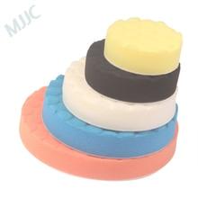 MJJC режущий коврик Полировка от 3 дюймов до 7 дюймов 5 вариантов размера полировка и полировка колодки 5 шт. в упаковке